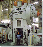 2500 Tons Machine