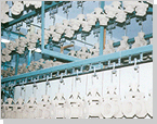 Conveyer for Shell Molding