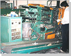 150 Tons Machine for in Alloy